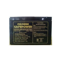 Exide CS7 12 Batteries