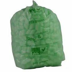 Compostable Printed HDPE Garbage Bag