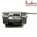 Bradma Automatic Numerator