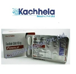 Fenolip 160mg Tablet