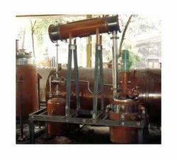 Non GMP Resin Plant