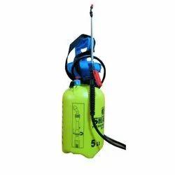 Green Pressure Sprayers Si-5la / Manual Pressure Sprayer, For Spraying, Capacity: 5ltr