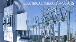 Electrical Turnkey Project Contractor Services