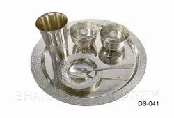 Pure Silver Dinner Sets