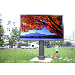 TECHON P10  Advertising LED Screen