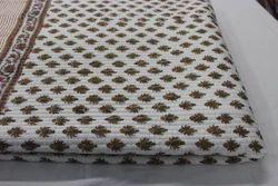 Indian Block Print Machine Quilt