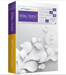White Copier Paper 80 Gsm, For Print, 210mm X 297mm