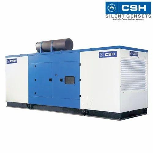 CSH 500 kVA Diesel Generator, Generators, Turbines & Power