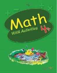 Pre Primary Math Book - Lkg (4  Years Children /kids)