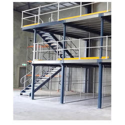 Two Tier Mezzanine Flooring