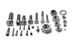 Stainless Steel Super Duplex (UNS S32750) Fasteners
