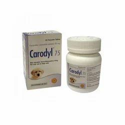 Carodyl 75 Tabs