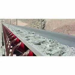 Trough Type Belt Conveyors