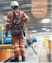 Crane  Bay Lifeline System