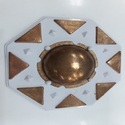Pyramid Bath Yantra -with Sea Salt