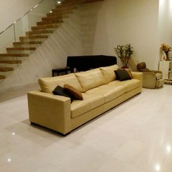 LRF shall be chosen Leather sofa, for Home, Size: 3 Seater