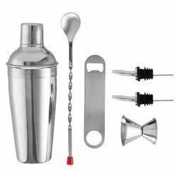 Cocktail Shaker Bar Set