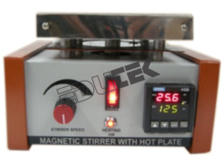 Digital Magnetic Stirrer with Hot Plate