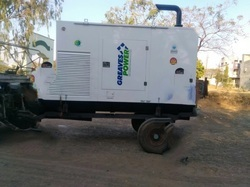 Soundproof Three Phase Greaves Cotton Diesel Generator