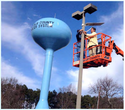 Waterproof Solar Street Light