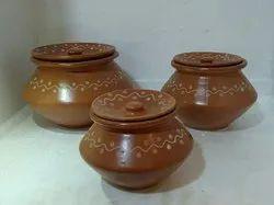Glaze Dongal Handi