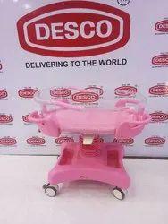 DESCO Female Baby Bassinet Luxury Pink