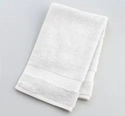 Cotton Terry HAND TOWEL, For Hotel And Resorts