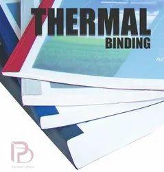 Thermal Binding Folder