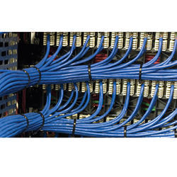 lan structured cabling in india
