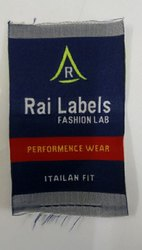 Computerized Woven Labels