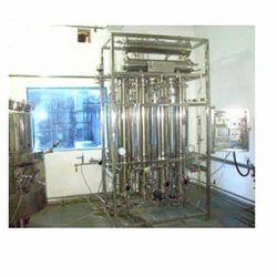 Automatic Multi Column Distillation Plant