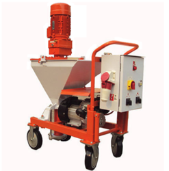 Plaster Spraying Machine