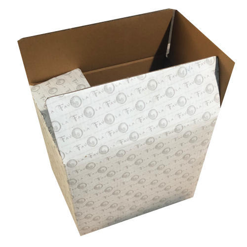 Printing corrugated box