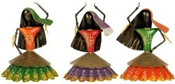 Bikaner House Metal Dolls, Packaging Type: Carton Box