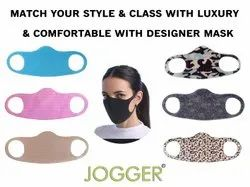 Jogger Safety Cum Fashionable Reusable Designer Mask