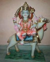 Momai Mata Marble Statue