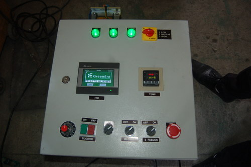 PLC Control Electric Panel