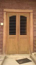 Wood Designer Door
