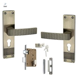 Zinc O-30 Exterior Door Handle