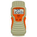 Wood & Concrete Moisture Meter with Calibrating Block