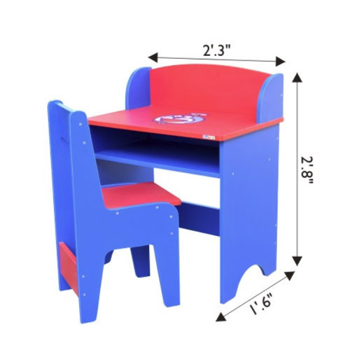 Charming Plastic Kids Study Table