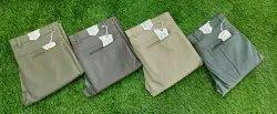 Regular Cotton Premium Pant, Waist Size: 30-36