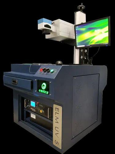 ELM-3UV Laser Marking Machine