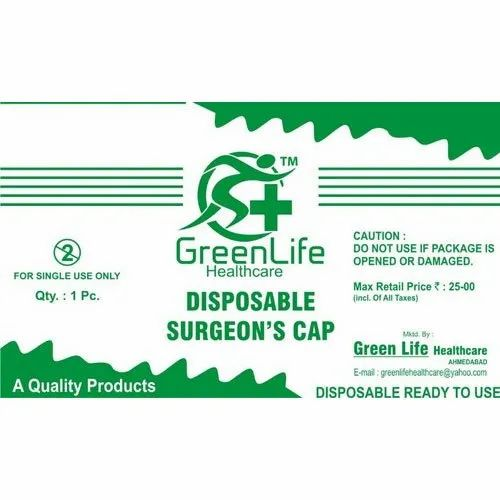 greenlife disposable mask