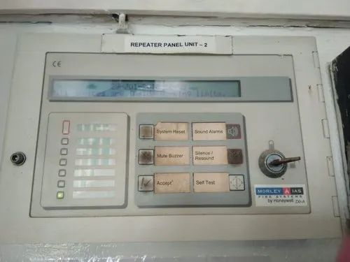 Morley Fire Alarm Panel