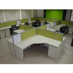 L Type Modular Office Furniture