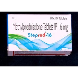 Stepred 16mg Tablets