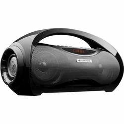 Black Zebronics AXEL Mobile Speaker