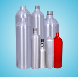 Calibration Gases Aluminum Cylinders
