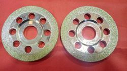ELECTROPLATED DIAMOND WHEEL